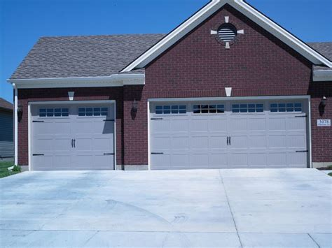 Newburgh Garage by Teak Craftsman C2 Floor Plan Garage Doors Paradise