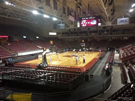 Section 11 E by Conte Forum Section E Rateyourseats