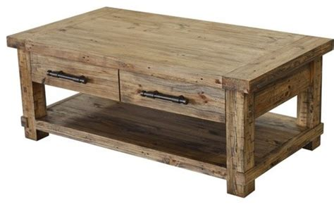 Rustic Country Coffee Table Country Coffee Table Rustic Coffee Tables Other Metro By Warehouse74