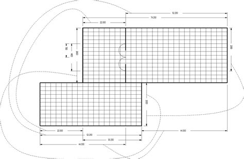farnsworth house floor plan the farnsworth house planos sketch planos pinterest