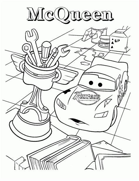 film kartun anak mc queen kumpulan gambar mewarnai film disney cars terbaru untuk
