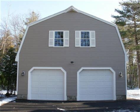 gambrel garages gambrel style garages from gbi avis
