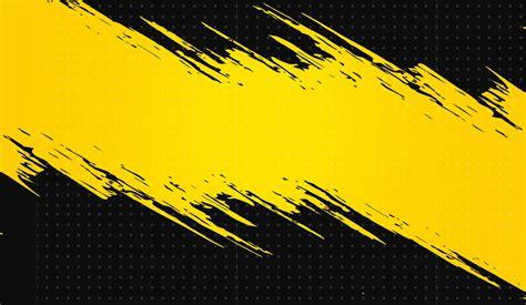 background kuning hitam hd trend pict