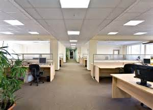 office lighting ideas commercial workplace decorating