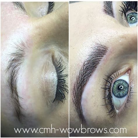 should you tattoo your eyebrows 25 best ideas about eyebrow feathering on pinterest