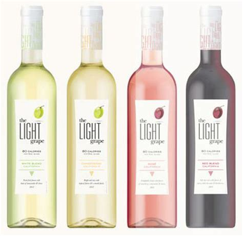 Light Wine lushworthy news the low calorie trend breaks into the