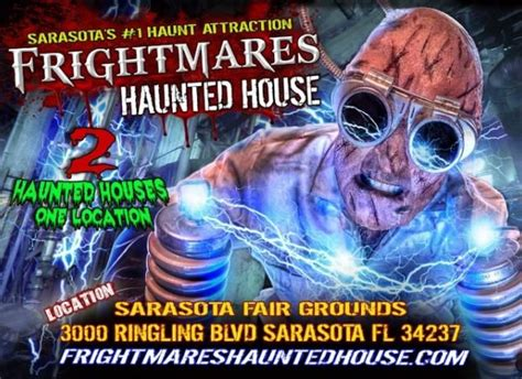 frightmare haunted house 89 best images about siesta key events on pinterest sarasota florida festivals and