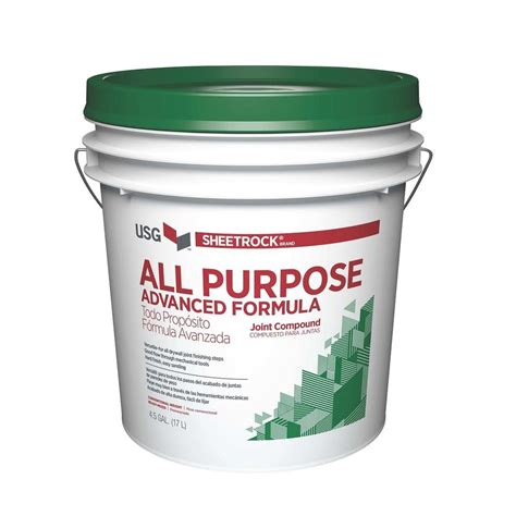 sheetrock brand plus 3 lightweight all purpose 4 5 gal