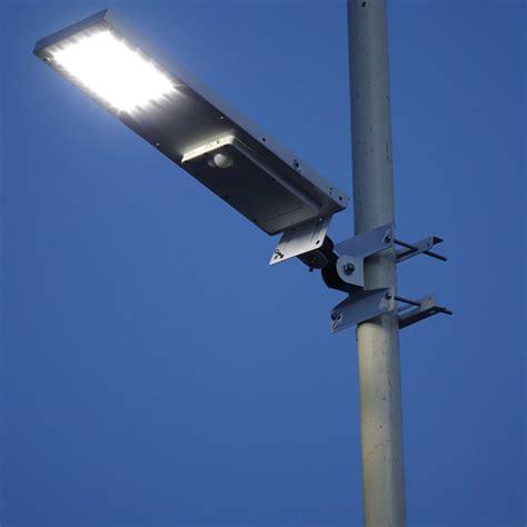 Solar Powered Outdoor Pole Lights Aliexpress Buy Alpha 1080x Outdoor Waterproof Motion Sensor Solar Powered Led Pole Wall