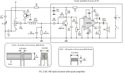fm transmitter using 1 transistor 3 15 3 fm receiver with one transistor and audio lifier