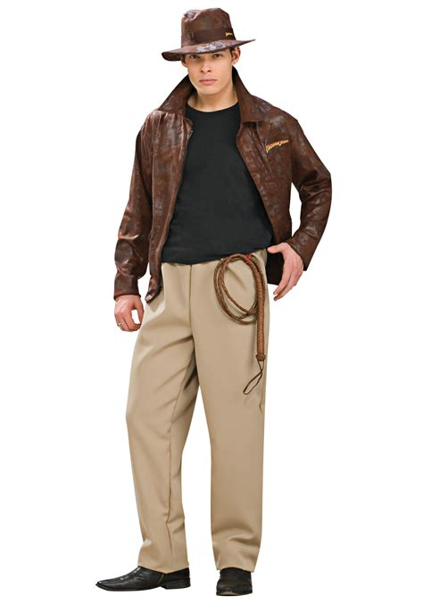 comfortable halloween costumes adult deluxe indiana jones costume