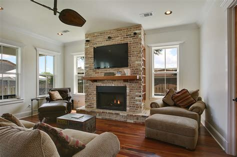 Living Room Ideas Traditional Fireplace Living Room With Quot Media Hub Quot Faux Fireplace Traditional