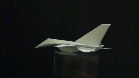 How To Make A Paper Tornado - flyable origami panavia tornado by ken hmoob