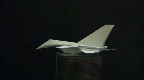 flyable origami panavia tornado by ken hmoob