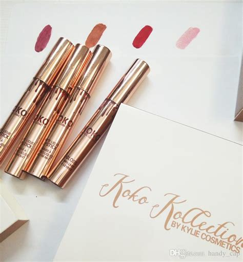Lipstik Koko Collection koko kollection set jenner cosmetics set birthday edition collection matte lipstick