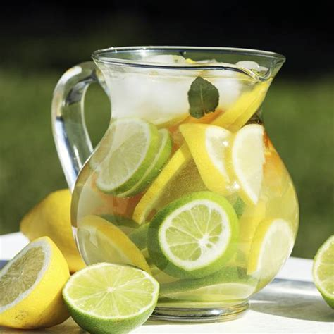Lemon Water And Olive Detox by Why You Should Be Lemon Water In The Morning