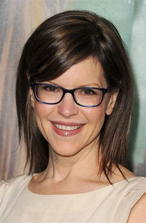 Hairstyles For 50 With Eyeglasses gallery 3 our favorite black frame eyeglasses glasses
