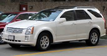 Cadillac Srx 2003 2004 Cadillac Srx Information And Photos Momentcar