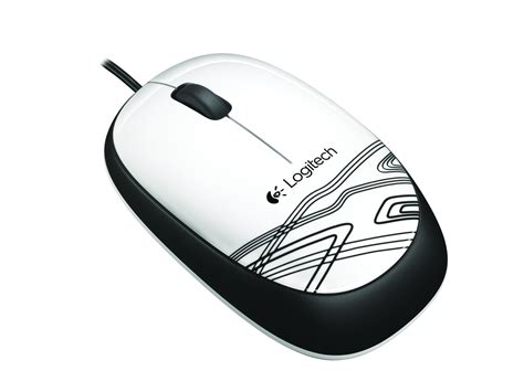 Mouse Kabel Logitech M105 product details for 176 81 lomm105w