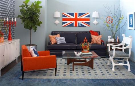 eclectic furniture and decor eclectic living room sports a retro style with strong