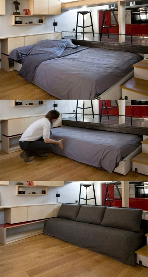space bed 20 ideas of space saving beds for small rooms