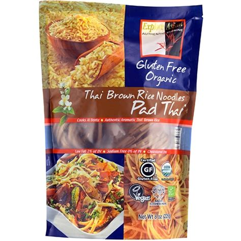 Organic Brown Rice Vermicelli explore asian archives ceres organic food distributors