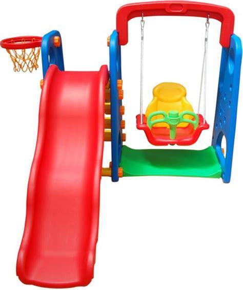 Vasia Step Slide Swing souq indoor outdoor kid s slide swing set uae