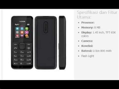 Update Hp Nokia 105 daftar harga handphone terbaru nokia harga ponsel gameonlineflash