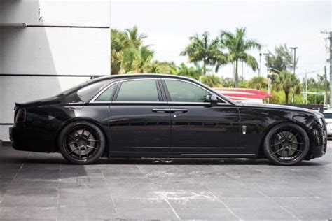2010 Rolls Royce Ghost For Sale by 2010 Rolls Royce Ghost With A Mansory Kit Cars For