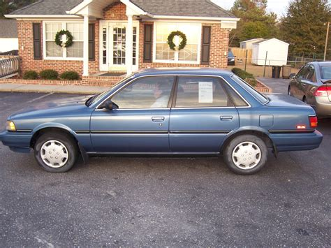 1991 Toyota Camry 1991 Toyota Camry Pictures Cargurus