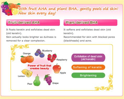 Glieta Perfume Jelly Made In Japan meishoku detclear bright peel fruits peeling jelly 180ml made in japan the best from
