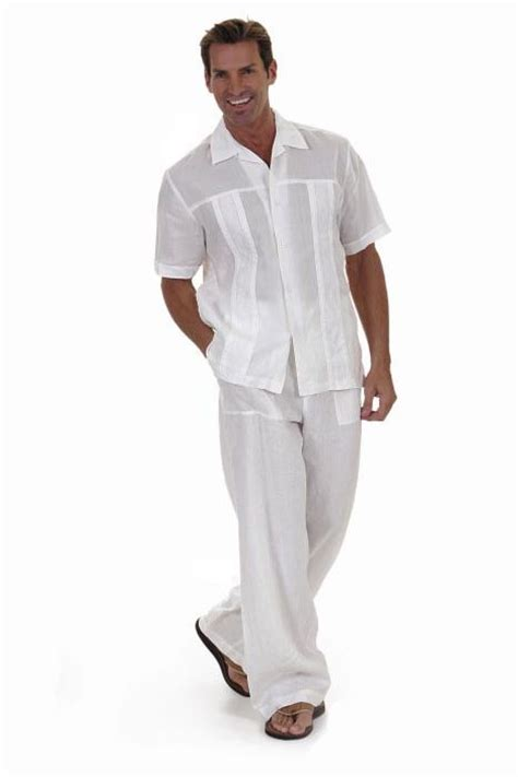 Resort beachwear elan pants for men linen
