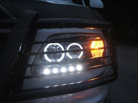 Halo Lights For Trucks by Show Em Post Up 97 03 Trucks Page 514 Ford
