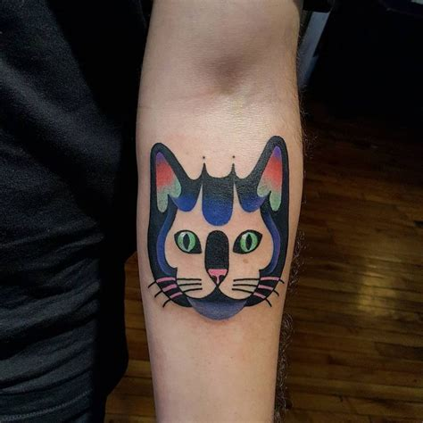 cat tattoo montreal 971 best cat tattoos images on pinterest tattoo ideas