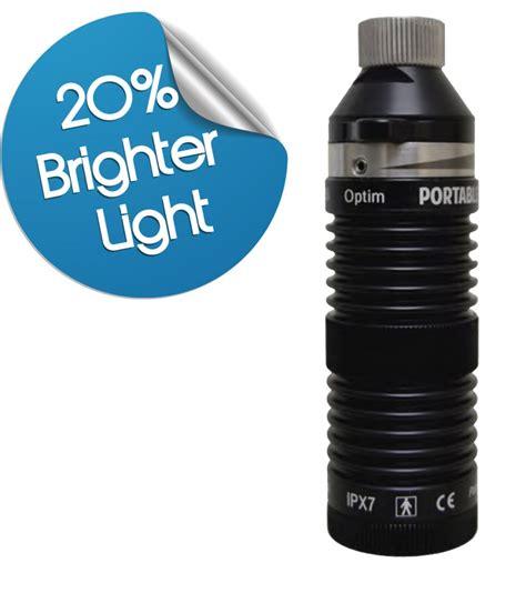 portable light source for endoscope optim portable led light source