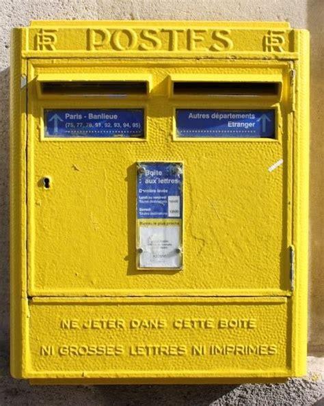 particulier outils trouver un bureau de poste les 105 meilleures images du tableau boite aux lettres sur