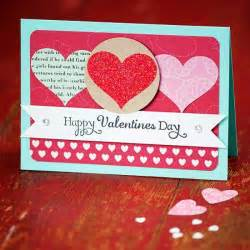 day card 32 ideas for handmade valentine s day card interior