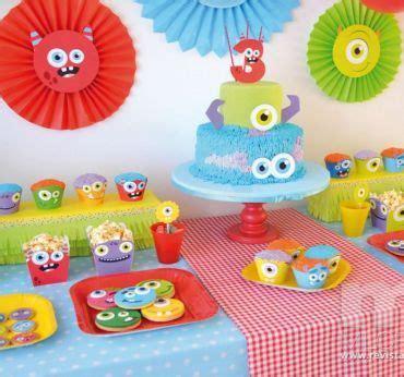 temática monsters inc. | fiestas infantiles | pinterest