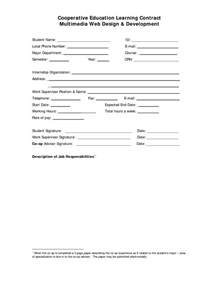 signature page template best photos of contract signature page exles contract