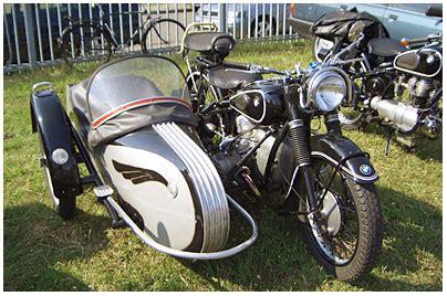 Abziehbilder Oldtimer Motorrad by Bmw Oldtimer Gespanne 03c 200021