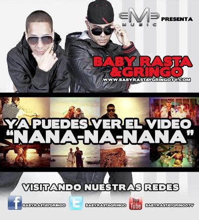 baby rasta y gringo siento baby rasta y gringo na na na na na official