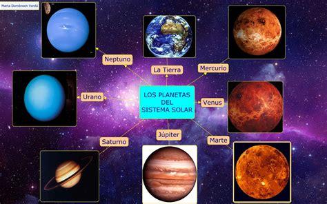 imagenes extrañas de los planetas planetas del sistema solar