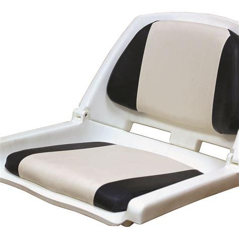 folding molded boat seat 8wd139ls 014 molded fishing seats cushioned fold down