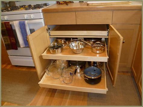 kitchen cabinet pull out shelves home depot cabinet