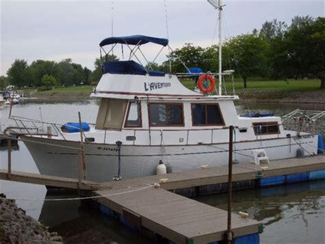 used boats boat trader zzyzxx powerboats 34 marine trader 1974 used boat for sale