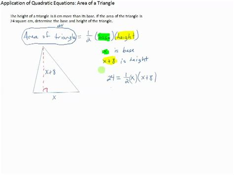application of quadratic equation match problems and answers