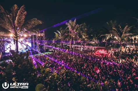 ultra beach bali  event review edm identity
