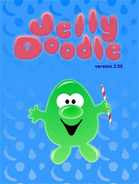 jelly doodle collection of best iphone applications for children