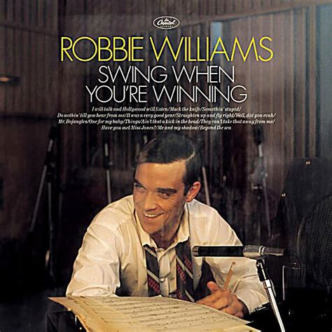 robbie williams swing when you re winning swing when you re winning cd bei weltbild de bestellen