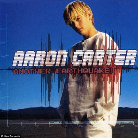 earthquake the used lyrics aaron carter debuts large love tattoo on his neck